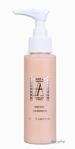 Make-Up Atelier Paris - BASE ECLAT - Baza nawilżająca - perfekcyjna cera - BASE EG - (100 ml)