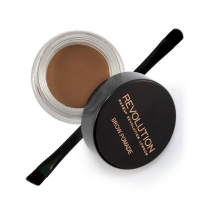 MAKEUP REVOLUTION - Brow Pomade - Pomada do brwi - CARAMEL BROWN - CARAMEL BROWN