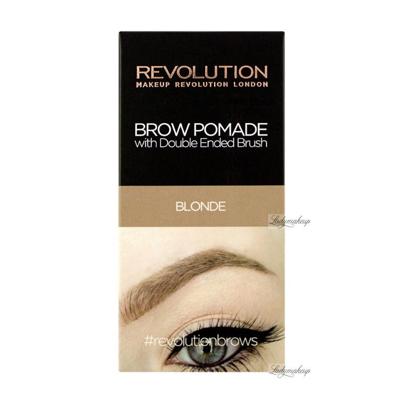 Makeup Revolution Brow Pomade Pomada Do Brwi