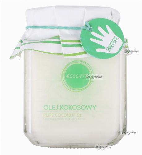 Ecocera - PURE COCONUT OIL - Olej kokosowy