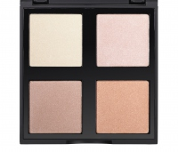 ELF - Illuminating Palette - Pudrowa paleta rozświetlaczy do twarzy - 83329