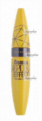 MAYBELLINE - The Colossal SPIDER EFFECT Voulum'Express - Pogrubiający tusz do rzęs