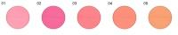 FREEDOM - HD PRO REFILLS PRO - BLUSH - Wkład do palety magnetycznej - Róż do policzków