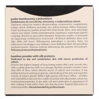 PAESE - Puder bambusowy z ekstraktem z mrożonego wina