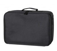Black Cosmetic Bag - LARGE - 16BCB033 - A