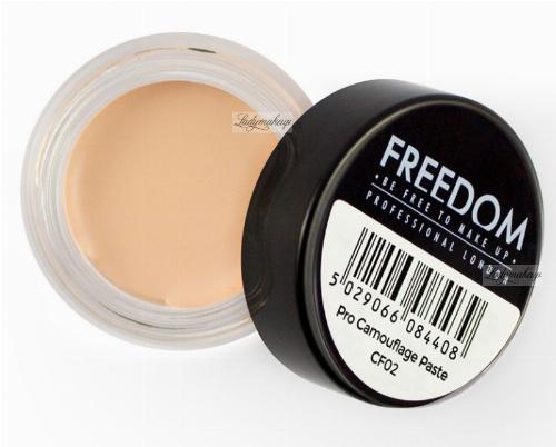 FREEDOM - Pro Camouflage Paste - Kamuflaż