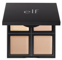 ELF - Foundation Palette - Paleta 4 kremowych podkładów