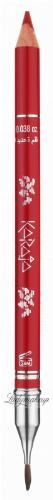 Karaja - PERFECT LIP LINER - Konturówka do ust z pędzelkiem