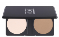 Make-Up Atelier Paris - CONTOURING POWDER KIT - Zestaw pudrów do konturowania twarzy - CKPJ - YELLOW SKIN - CKPJ - YELLOW SKIN