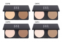 Make-Up Atelier Paris - CONTOURING POWDER KIT - Zestaw pudrów do konturowania twarzy