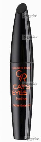 Golden Rose - CAT'S EYES LINER - Tusz do kresek