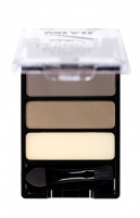 MIYO - PERFECT BROW TRIO - Eye Brow Set