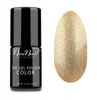 NeoNail - UV GEL POLISH COLOR - MILADY - Lakier hybrydowy - 6 ml i 7,2 ml - 4625-1 - COPPER GOLD - 4625-1 - COPPER GOLD
