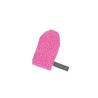 GLOV - QUICK TREAT Limited Unicorn Edition - Party Pink - Mini rękawica do demakijażu - IMPREZOWY RÓŻ