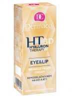 Dermacol - Hyaluron Therapy - Eye & Lip Wrinkle Filler Cream