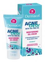 Dermacol  Acne Clear - Moisturising Gel-Cream - Przeciwtrądzikowy żel-krem do twarzy