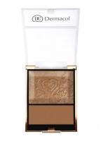 Dermacol - Bronzing Palette - 2 bronzers