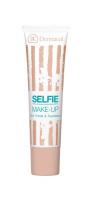 Dermacol - Selfie Make-Up - 2in1 Primer & Foundation - 3 - 3