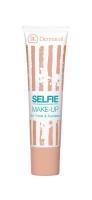 Dermacol - Selfie Make-Up - 2in1 Primer & Foundation - Baza i podkład w jednym - 4 - 4