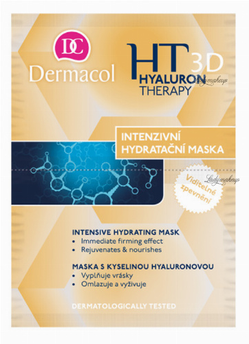 Dermacol - Hyaluron Therapy - Intensive Hydrating Mask