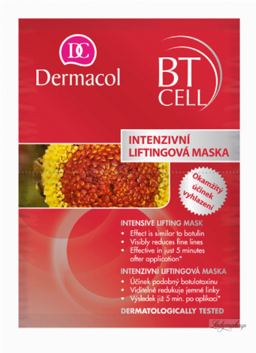 Dermacol - BT CELL - Intensive Lifting Mask