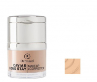 Dermacol - Caviar Long Stay Make-Up & Corrector - 1 - 1 - PALE