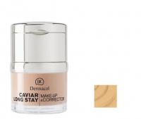 Dermacol - Caviar Long Stay Make-Up & Corrector - Długotrwały podkład i korektor - 2 - FAIR - 2 - FAIR