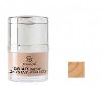 Dermacol - Caviar Long Stay Make-Up & Corrector - 3 - 3 - NUDE