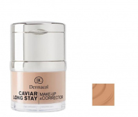 Dermacol - Caviar Long Stay Make-Up & Corrector - 4 - 4 - TAN