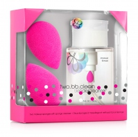 Beautyblender - TWO.BB.CLEAN - 2x Make-up Sponge Beautyblender + BlenderCleanser 150ml