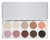 Kryolan - Palette of 10 eyeshadows