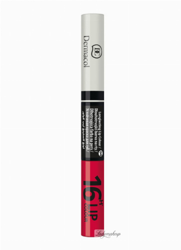 Dermacol - 16H Lip Colour - Longlasting Lip Gloss