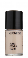 PAESE - Long Cover Fluid Foundation - 00 - PORCELAIN - 00 - PORCELANA