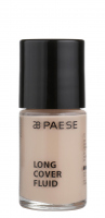 PAESE - Long Cover Fluid Foundation - 01 - BRIGHT BEIGE - 01 - JASNY BEŻ