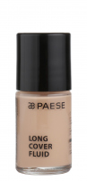 PAESE - Long Cover Fluid Foundation - 02 - NATURAL - 02 - NATURALNY