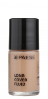 PAESE - Long Cover Fluid Foundation - 04 - TANNED - 04 - OPALONY