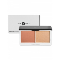 Lily Lolo - CHEEK DUO - NATURAL BLUSH - CORALISTA