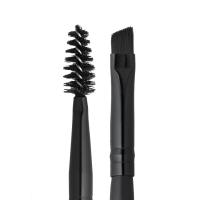 ELF - Eyebrow Duo Brush - Podwójny pędzel do brwi - 84033
