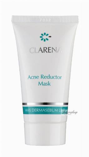 Clarena - Acne Reductor Mask - Maska-papka redukująca zmiany trądzikowe - REF: 1231