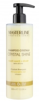 MASTERLINE - CRYSTALS SHAMPOO - DULL AND BRITTLE HAIR - Linseeds