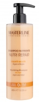 MASTERLINE - NOURISHING SHAMPOO - DRY HAIR - Argan and Millet