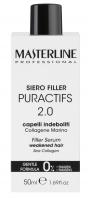 MASTERLINE - PURACTIFS 2.0 - FILLER SERUM - Weakened hair - Uzupełniające serum do włosów osłabionych