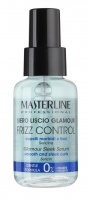 MASTERLINE - FRIZZ CONTROL - GLAMOUR SLEEK SERUM - Smooth and sleek curls - Serum prostujące włosy