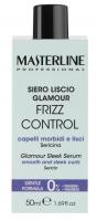 MASTERLINE - FRIZZ CONTROL - GLAMOUR SLEEK SERUM - Smooth and sleek curls - Serum prostujące włosy