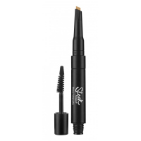 SLEEK - BROW INTENSITY - Double-Ended Brow Sculptor and Highlighter - 219 - Black
