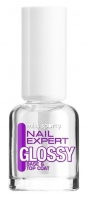 Miss Sporty - NAIL EXPERT GLOSSY - BASE & TOP COAT - 2in1