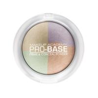 MUA - PRO-BASE - Prime & Conceal Powder - Puder wyrównujący koloryt skóry