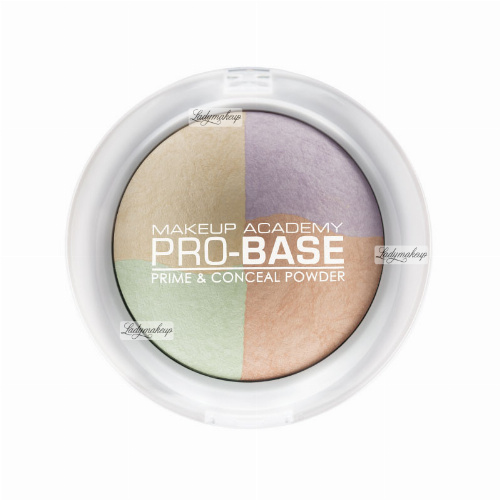 MUA - PRO-BASE - Prime & Conceal Powder