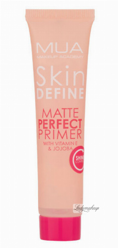 MUA - Skin Define - MATTE PERFECT PRIMER