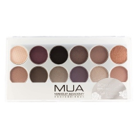 MUA - Eyeshadow Palette - Romantic Efflorescence - Paleta 12 cieni do powiek